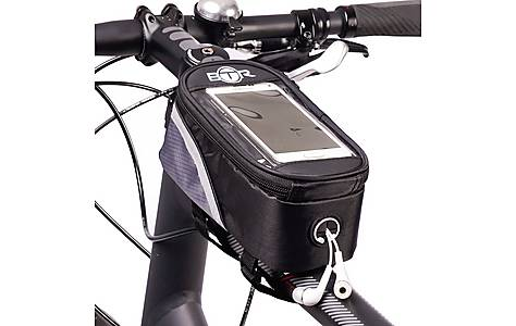 image of BTR 1st Generation Bike Bag With Phone Holder & Rain Cover