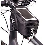 BTR 2nd Generation Bike Bag With Phone Holder