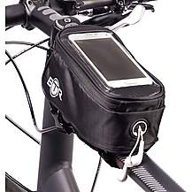 image of BTR 2nd Generation Bike Bag With Phone Holder and Rain Cover