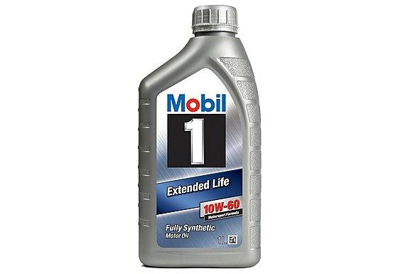 Mobil 1 Extended life Motorsport 10w60 1L