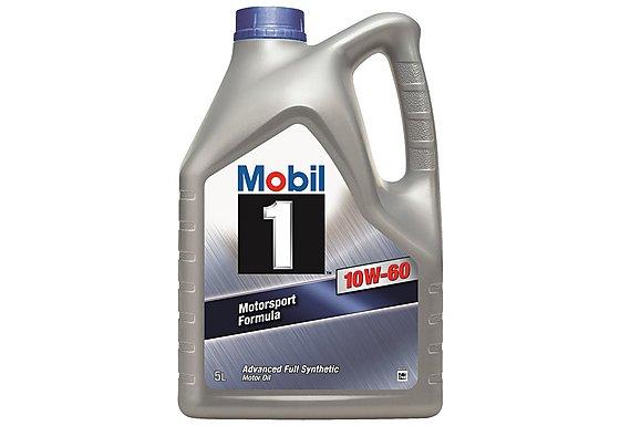 Mobil 1 Extended life Motorsport 10w60 5L