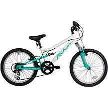 image of Falcon Emerald Kids Mountain Bike - 20""