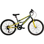 image of Falcon Neutron Kids Mountain Bike - 24""