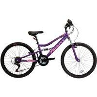 "Falcon Siren Kids Mountain Bike - 24"""