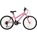image of Falcon Venus Kids Mountain Bike - 24""