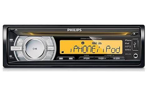 image of Refurbished Philips CEM3000 Car Stereo