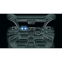image of Prism 'Projector Style' Dash Lights x2