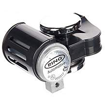 image of Ring 12 Volt Compact Twin Air Horn