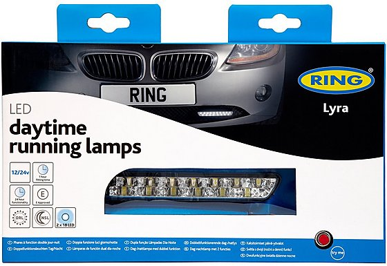 Ring Lyra Dual Function LED Day / Night Lamp