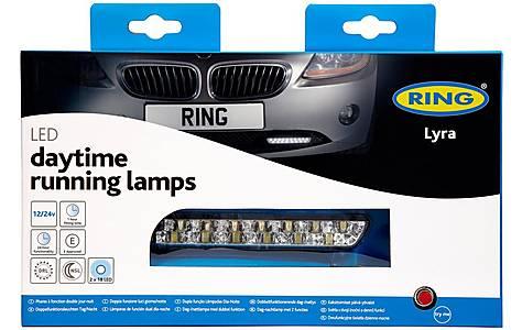 image of Ring Lyra Dual Function LED Day / Night Lamp