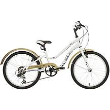 image of Apollo Haze Girls Hybrid Bike - 20""