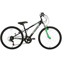 "image of Apollo Gridlok Kids Mountain Bike - 24"" Wheel"