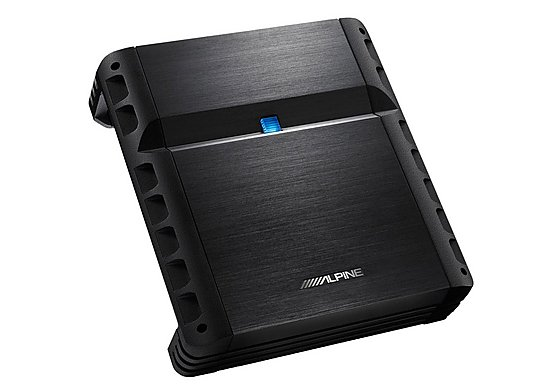 Alpine PMX-T320 - 2/1 Channel Amplifier