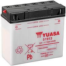 image of Yuasa 51913 12V YuMicron DIN Battery