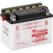 image of Yuasa YB4L-A 12V YuMicron Battery