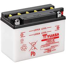 Yuasa YB6L-B 12V YuMicron Battery