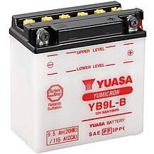 image of Yuasa YB9L-B 12V YuMicron Battery