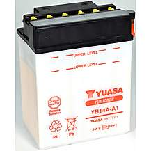 image of Yuasa YB14A-A1 12V YuMicron Battery