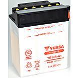 Yuasa YB14A-A1 12V YuMicron Battery