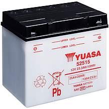 image of Yuasa 52515 12V YuMicron DIN Battery