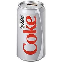 image of Diet Coke Powerbank 2200mAh