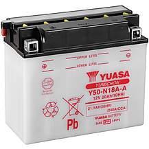 image of Yuasa Y50-N18A-A 12V YuMicron Battery