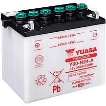 image of Yuasa Y60-N24-A 12V YuMicron Battery