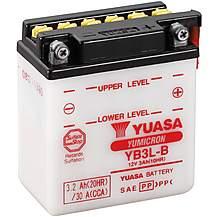 image of Yuasa YB3L-B 12V YuMicron Battery