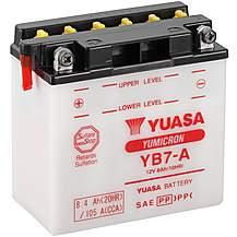 image of Yuasa YB7-A 12V YuMicron Battery