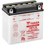 image of Yuasa YB7L-B 12V YuMicron Battery