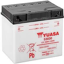 image of Yuasa 53030 12V YuMicron DIN Battery