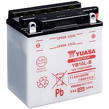 image of Yuasa YB10L-B 12V YuMicron Battery