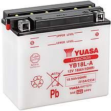 image of Yuasa YB18L-A 12V YuMicron Battery