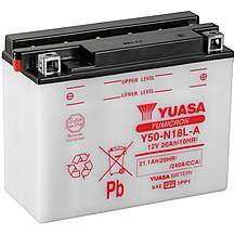 image of Yuasa Y50-N18L-A 12V YuMicron Battery
