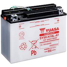 image of Yuasa SY50-N18L-AT 12V YuMicron Battery