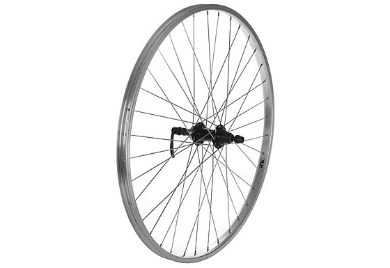 Quick Release Rear Bike Wheel - 26