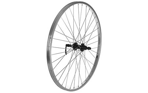 "image of Quick Release Rear Bike Wheel - 26"" x 1.75"" Alloy Rim"