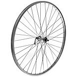 Front 700c Alloy Bike wheel in Silver