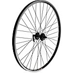 image of Front 700c Bike Wheel in Black