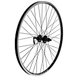 image of Rear 700c Bike Wheel in Black