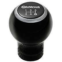image of Richbrook Shift Gear Knob Black Anodised