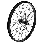 "image of Front BMX Bike Wheel - 20"" x 1.75"" in Black"