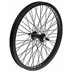 "image of Front BMX Bike Wheel - 20"" in Black"
