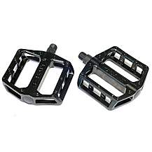 image of Salt Alloy Slim BMX Bike Pedal - Black