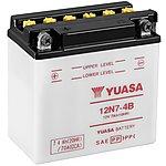 image of Yuasa 12N7-4B 12V Conventional Battery