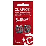 image of Clarks 5,6,7,8 Speed Bike Chain Connector