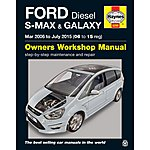 image of Haynes Ford S-MAX & Galaxy Diesel (2006-2015) Manual