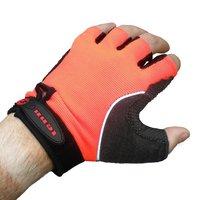 Tenn Cycling Fingerless Gloves/Mitts Orange L