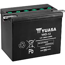image of Yuasa YHD-12 12V Conventional Battery