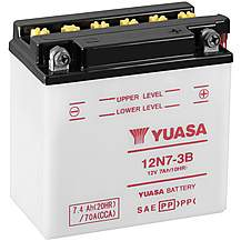 image of Yuasa 12N7-3B 12V Conventional Battery